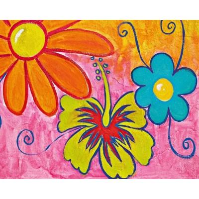 Fotomural SPRING FLOWERS