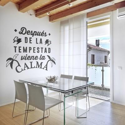 Vinilo Decorativo Textos TE020