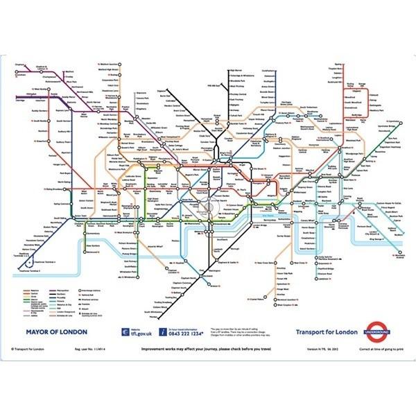 Fotomural LONDON L008