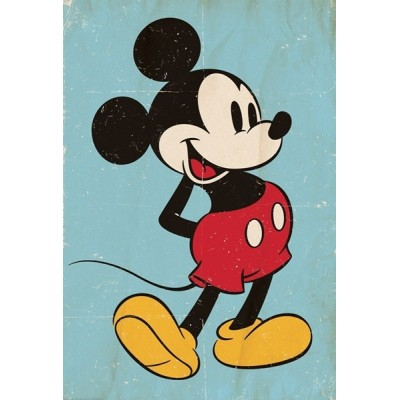 Fotomural W2PL MICKEY 001