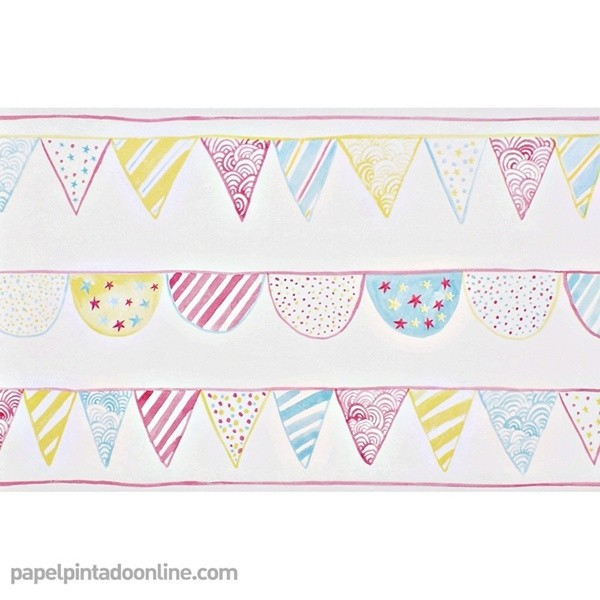 Papel pintado SUMMER CAMP 7286_01_53