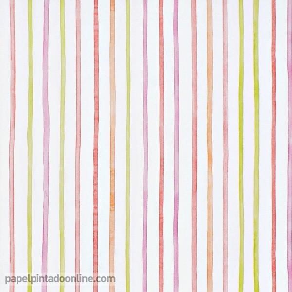 Papel pintado SUMMER CAMP 7276_01_05