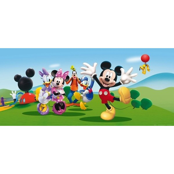 Fotomural MICKEY&FRIENDS