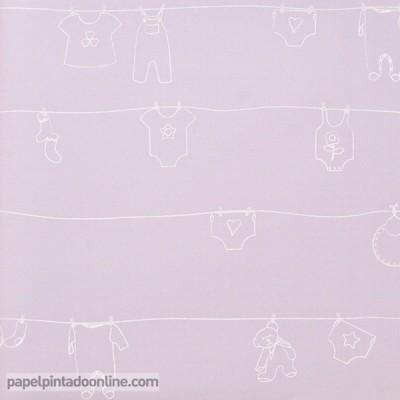 Papel de parede BABIES 10139