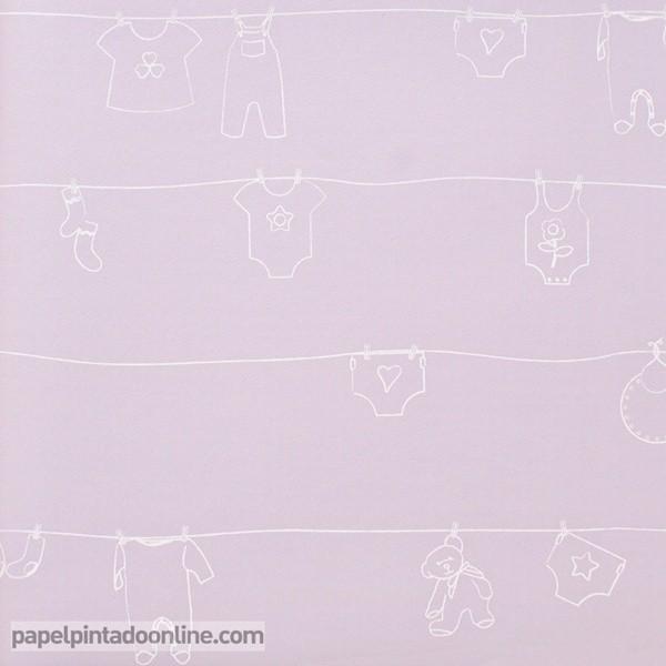 Papel pintado BABIES 10139