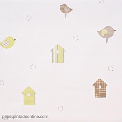 Paper pintat BABIES 10132