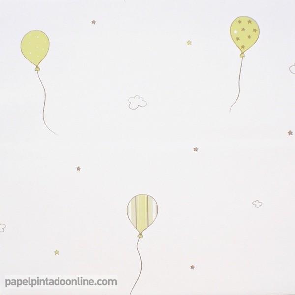 Papel pintado BABIES 10136