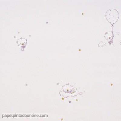 Papel de parede BABIES 10122