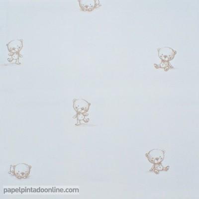 Papel de parede BABIES 10124