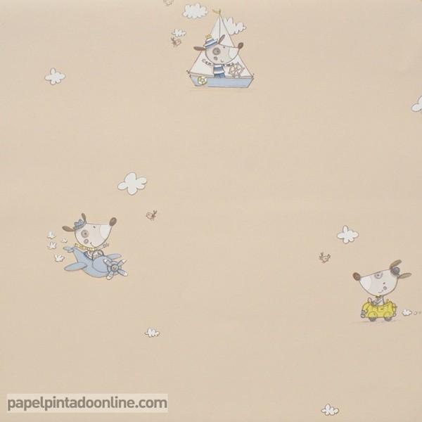 Papel pintado BABIES 10129