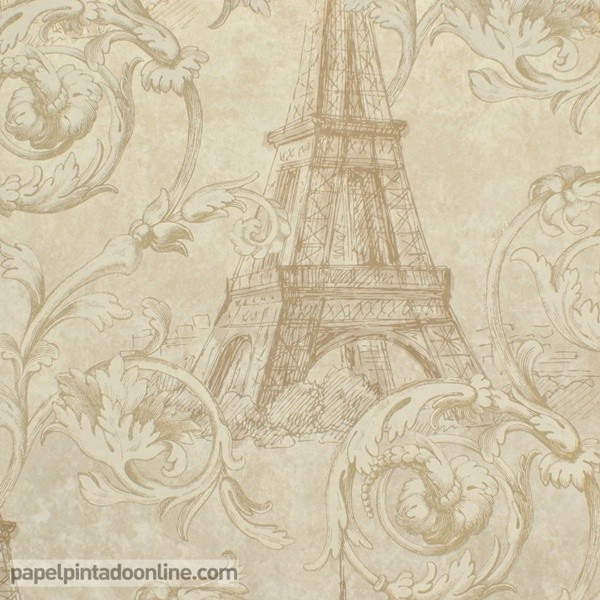 Papel pintado PARIS RS71205