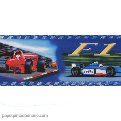 Papel pintado FUNNY WALLS II 257-6474
