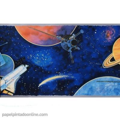Papel pintado FUNNY WALLS II 257-6473