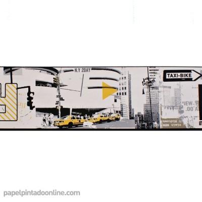 Papel pintado FUNNY WALLS II 257-6472