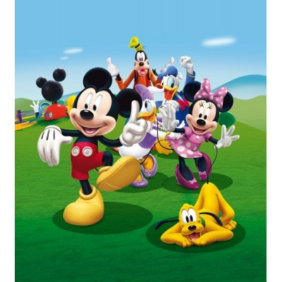 Fotomural MICKEY & FRIENDS FTDL-1931