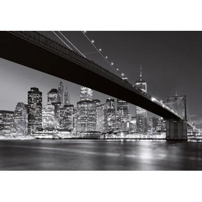 Fotomural BROOKLYN BRIDGE NY