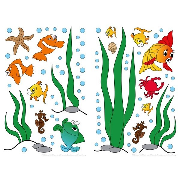 Sticker Infantil WIZARD GENIUS 74301
