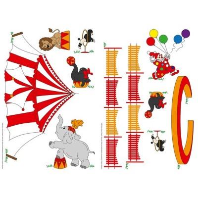 Sticker Infantil WIZARD GENIUS 74307