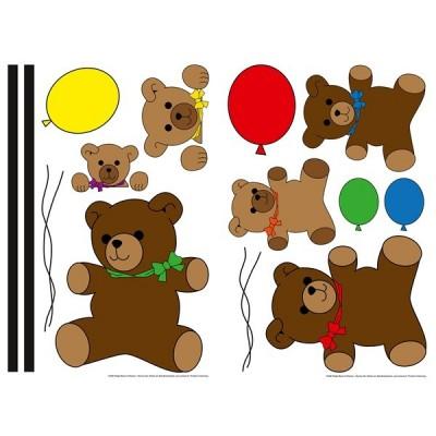 Sticker Infantil WIZARD GENIUS 74308
