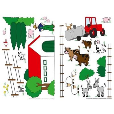Sticker Infantil WIZARD GENIUS 74309