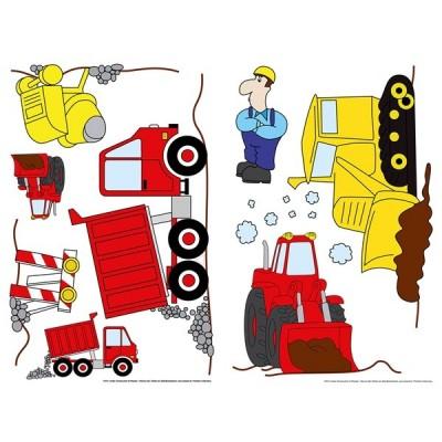Sticker Infantil WIZARD GENIUS 74311