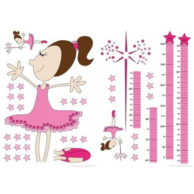 Sticker Measuring Tape Fairy 74100