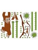 Sticker Infantil WIZARD GENIUS 74100