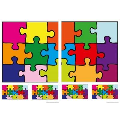 Sticker Infantil WIZARD GENIUS 74101