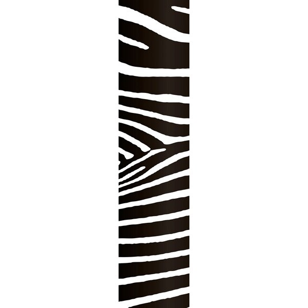Wall Stripes Zebra 74504