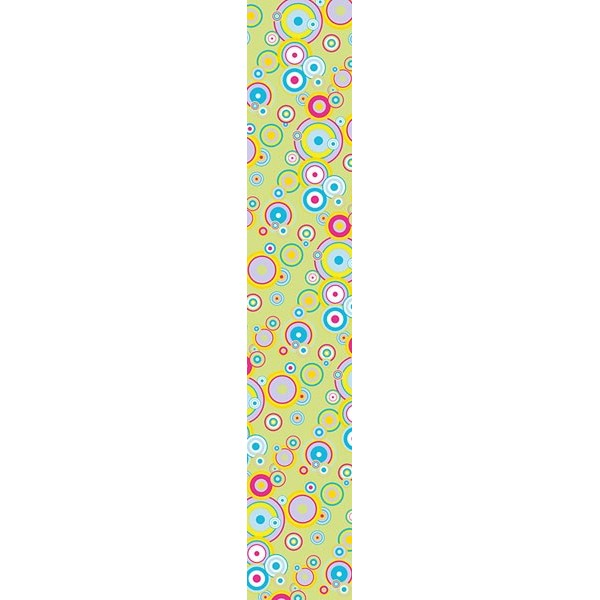 Wall Stripes Flying Bubbles Mint 74509