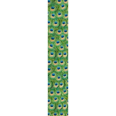 Wall Stripes Peacock 74516