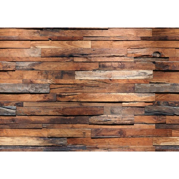 Fotomural WOODEN WALL