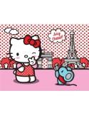 Fotomural HELLO KITTY PARIS FT-1473
