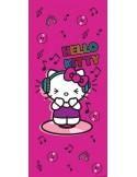 Fotomural HELLO KITTY MUSIC FTV-1531