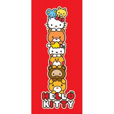 Fotomural HELLO KITTY FRIENDS FTV-1530