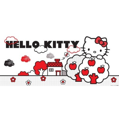 Fotomural HELLO KITTY FTG-0936