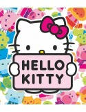 Fotomural HELLO KITTY COLORS FTL-1641