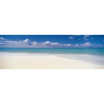 Fotomural DESERTED BEACH