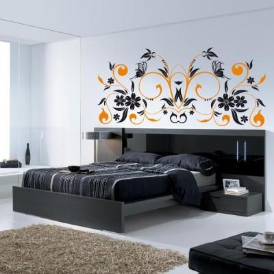 Vinil Decorativo Cabeceira CA203