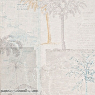 Papel pintado PASSPORT PSP_6659_12_60