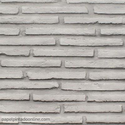 Papel de parede TIJOLO 1065B