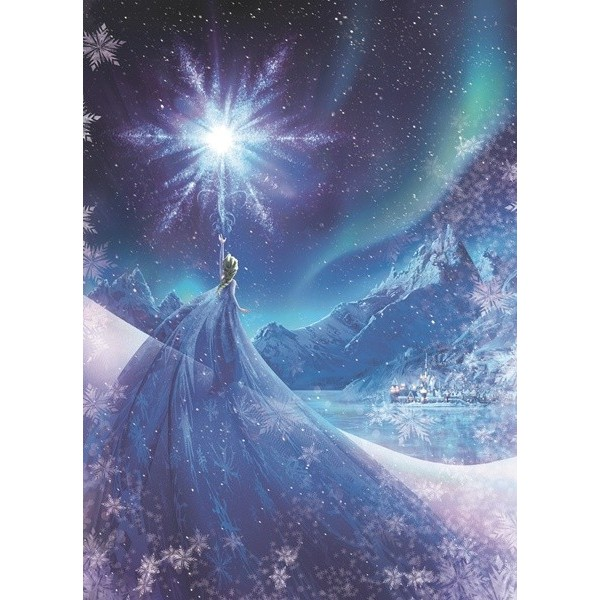 Fotomural Disney FROZEN SNOW QUEEN 4-480