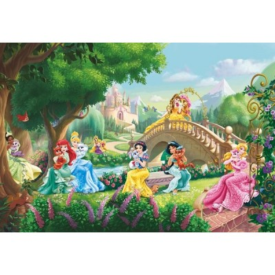 Fotomural Disney PRINCESS PALACE PETS 8-478