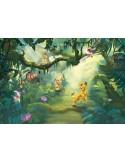 Fotomural Disney LION KING JUNGLE 8-475