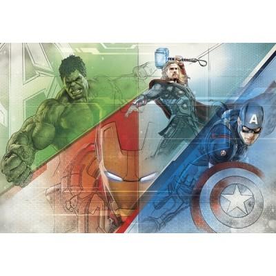 Fotomural Marvel AVENGERS GRAPHICS ART 8-456