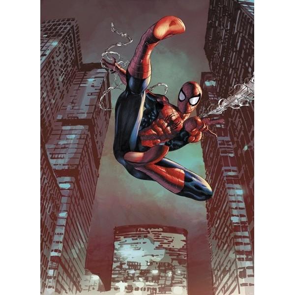 Fotomural Marvel SPIDER-MAN JUMP 4-459