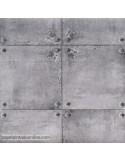 Papel de parede AÇO 68619