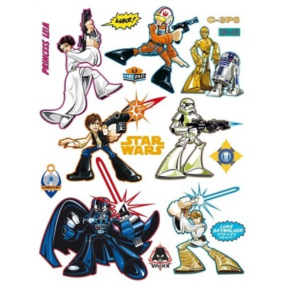 STICKER DISNEY STAR WARS DK-1721
