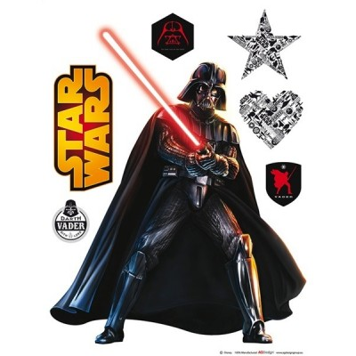 STICKER DISNEY STAR WARS DK-1720