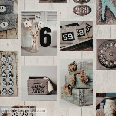 Papel de parede REPLIK J954-04